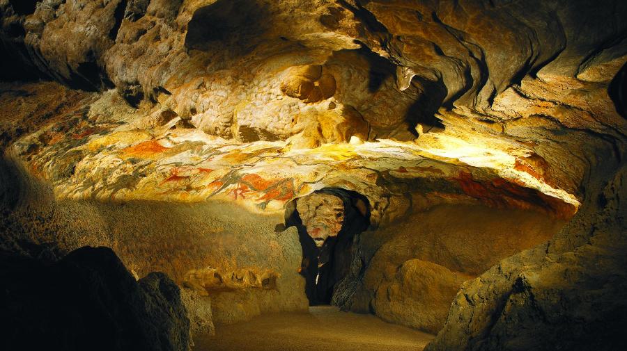 Lascaux, fresques, Lascaux IV, Montignac, Périgord, balade historique, www.balades-historiques.com