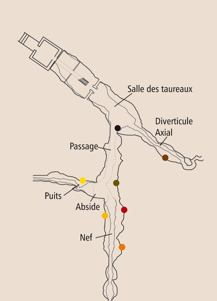Plan, Lascaux , Lascaux IV, Périgord, Montignac, centre international art pariétal, balade historique, www.balades-historiques.com