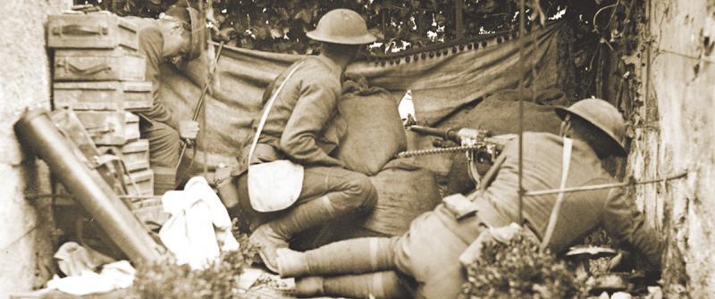 memorial day Usa, Aisne Marne, mitrailleuse américiane, première guerre mondiale, juin1918, balade historique, www.baladeshistoriques.com