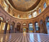 Vaux-le-Vicomte, Grand salon de Vaux-le-Vicomte, Fouquet, Louis XIV, Balade historique, www.balades-historiques.com