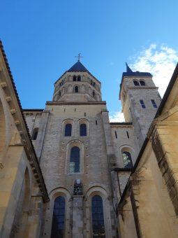 Abbaye de Cluny, Bourgogne, Cluny, Chrétienté, balades historiques