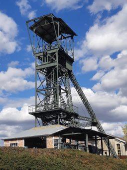 mine de Blanzy, chevalet de mine, extraction charbon, musée de la mine, balade historique, bourgogne