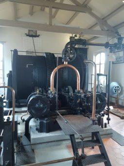 salle des machines, charbonnage, puits de charbon, mine de Blanzy, bourgogne, balade historique, patrimoine industriel