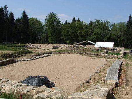 Bibracte, site archéologique, archéologie gauloise, saone et Loire, Mont Beuvray,
