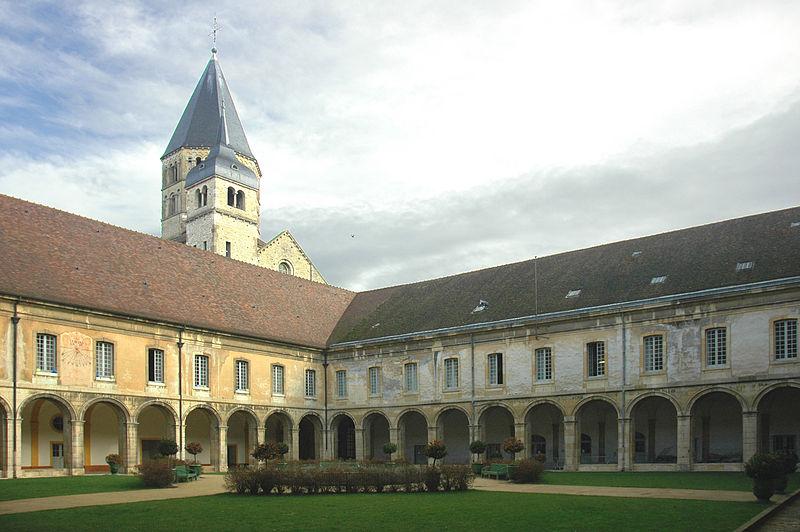 Abbaye de Cluny, Cluny, Bourgogne, Chrétienté médiévale, balade historique