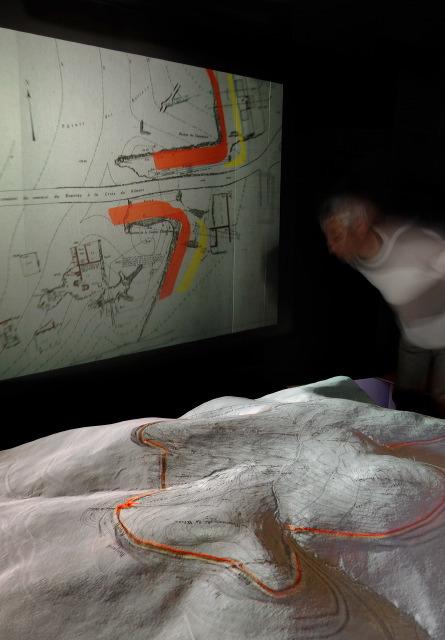 Bibracte, musee gaulois, 3D Cesar, guerre des Gaules, balades historiques