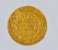 dinar Or, Abbaye de Cluny, trésor, Almoravide, balade historique